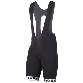 Etxeondo Orhi 19 Bib Shorts Men black-white